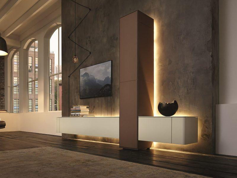 20 stilvolle ideen h lsta wohnwand zu gestalten h lsta innovativ und innendesign. Black Bedroom Furniture Sets. Home Design Ideas