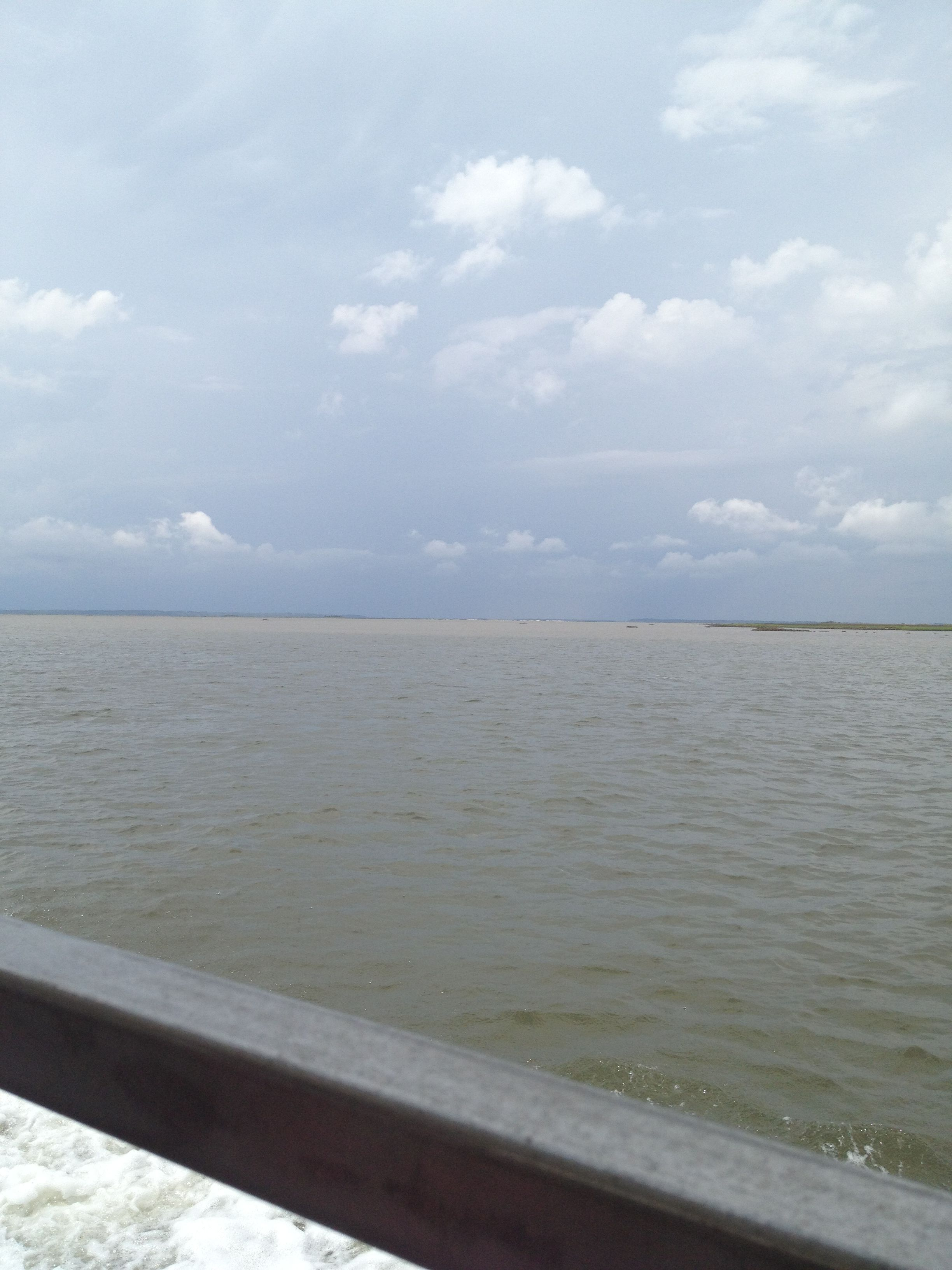 Coastal GA--Between Midway and Brunswick, GA