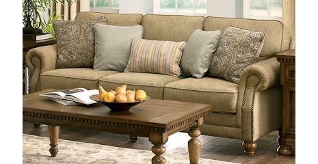 Best Prelude Champagne Sofa Ashley Furniture Sofas Bernie 400 x 300