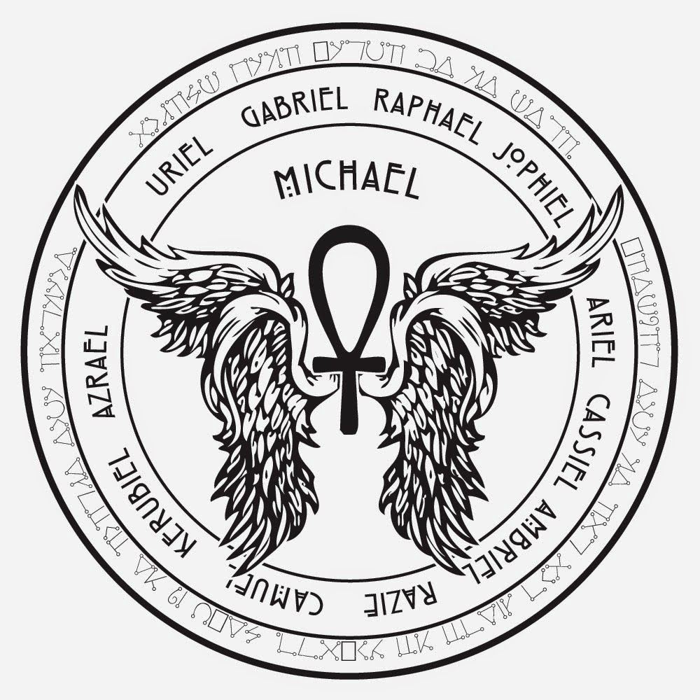 Seal of archangel uriel google search religious angels archangel michael biocorpaavc Images