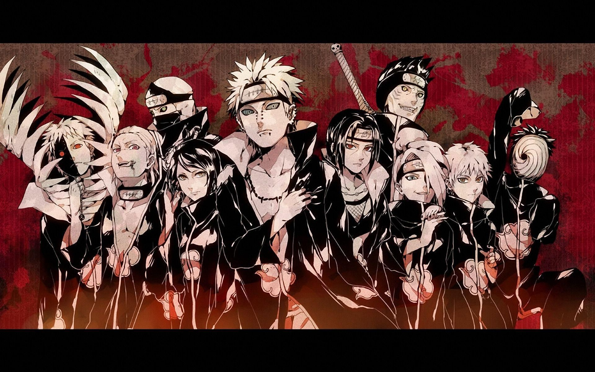 Naruto Hd Wallpapers For Windows 10 Naruto Akatsuki Wallpapers Hd Wallpaper Cave Download Wallpaper 1366 In 2020 Wallpaper Naruto Shippuden Naruto Wallpaper Akatsuki
