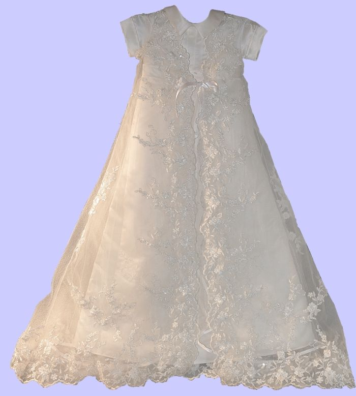 Baptismal Gowns From Wedding Dresses I Am Starting One For My Gd