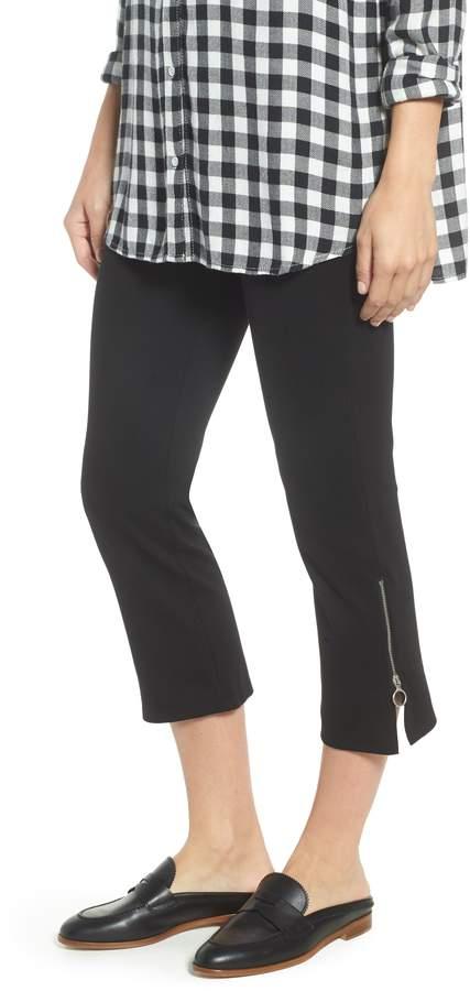 433b35f7defd26 Lysse Gemini Crop Leggings Vintage Sweaters, Gemini, Black Leggings,  Warehouse, Capri Pants
