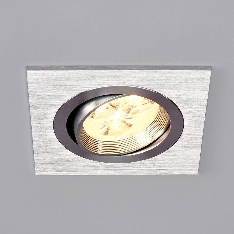 Tjark Hoekige Led Inbouwspot Van Aluminium Led Lampen24 Licht