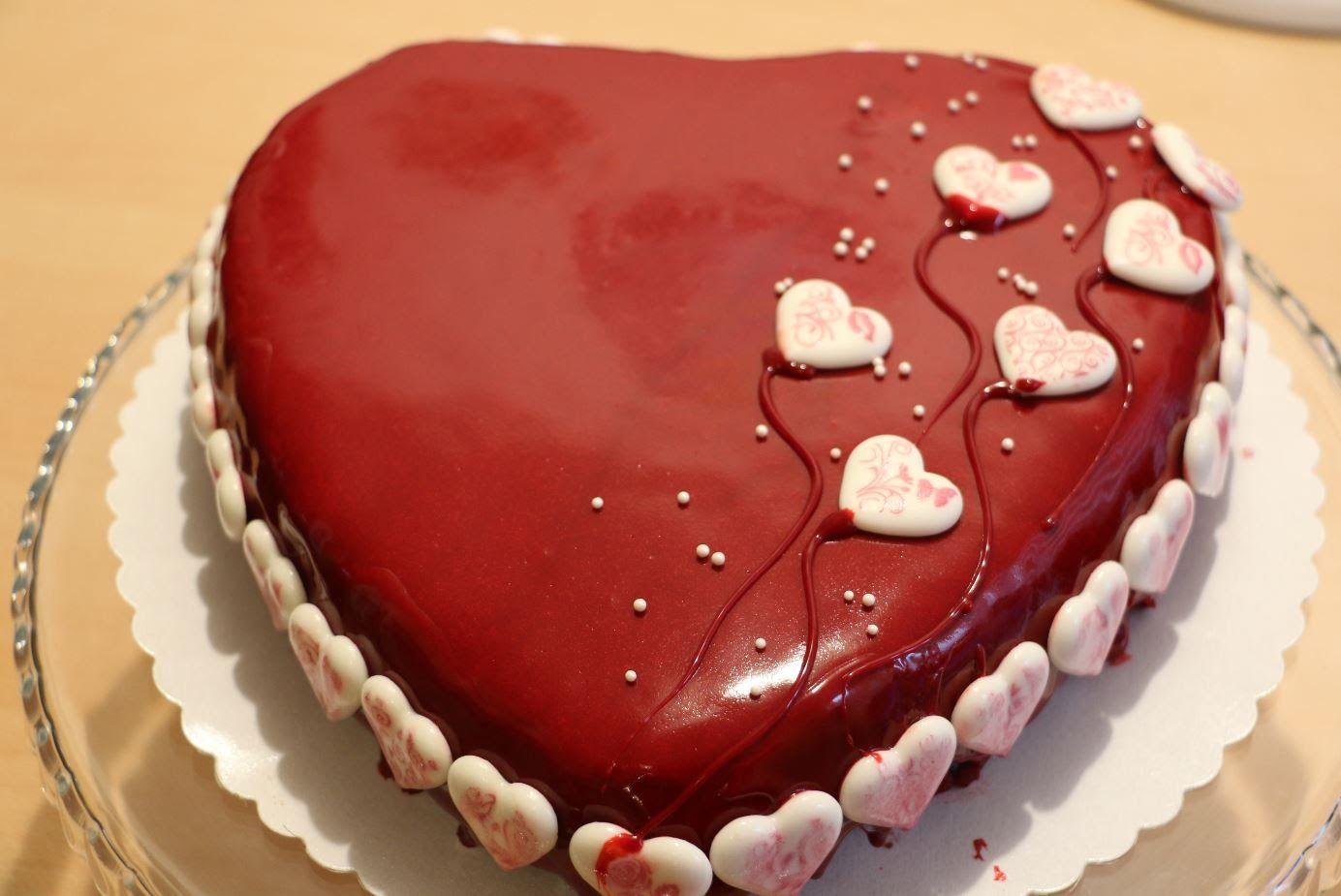 торт на день святого валентина фото рецепт отвалы пустой