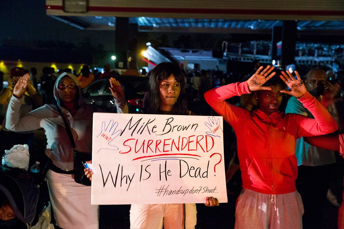 Mike Brown Shooting The Most Powerful Ferguson Protest Signs