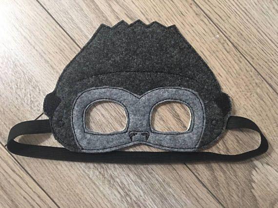 Sing Inspired Masks Sing Musical Sing Masks Rosita Mask