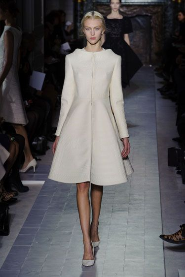 Spring 2013 Couture Fashion Shows - Couture Fashion from Spring 2013 Paris - Harper's BAZAAR. Valentino