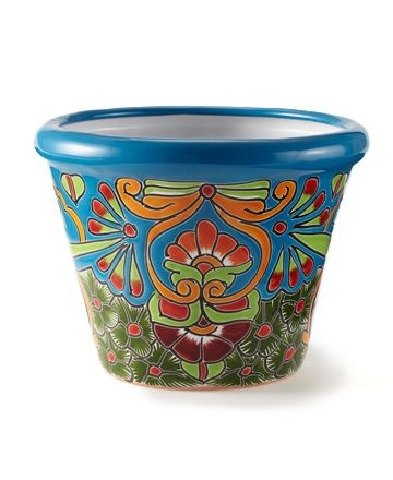 i bought two of these pots at tj maxx for my patio plants they are rh pinterest com