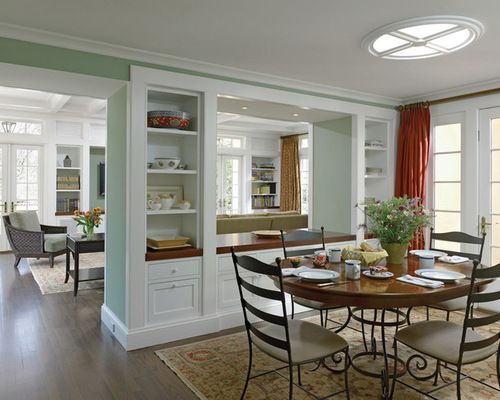 Extraordinary Separate Dining Room Pictures