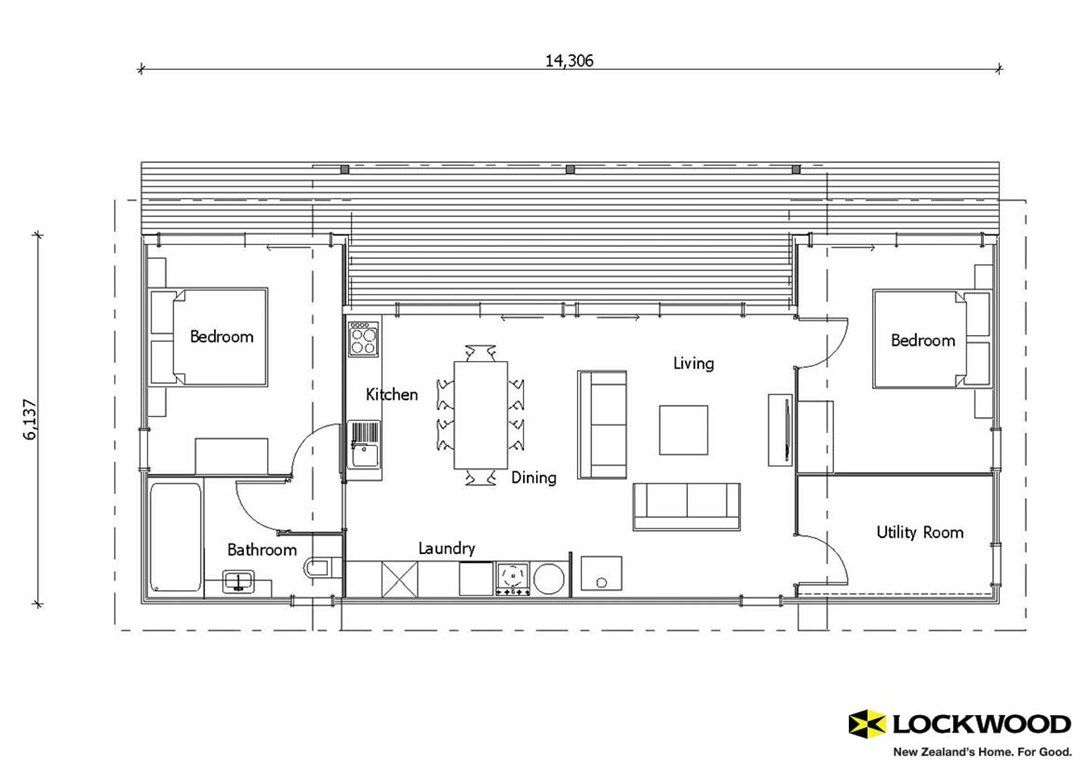 Delightful Papai   House Plans New Zealand | House Designs NZ