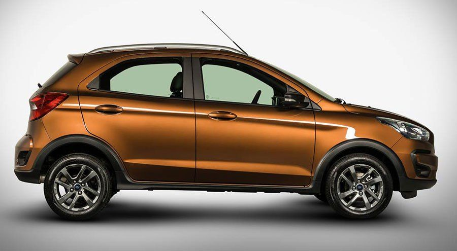El Nuevo Ford Ka Freestyle 2029 En Argentina Ford Freestyle Coches