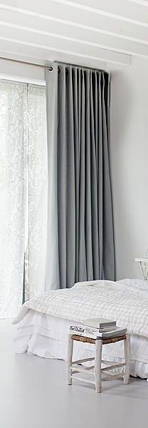 grommet drapes best as stationary side panels window. Black Bedroom Furniture Sets. Home Design Ideas