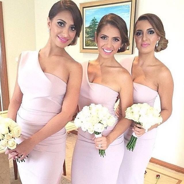 Wedding Entourage Hairstyle: Bridesmaid Dresses, Beautiful Bridesmaid Dresses