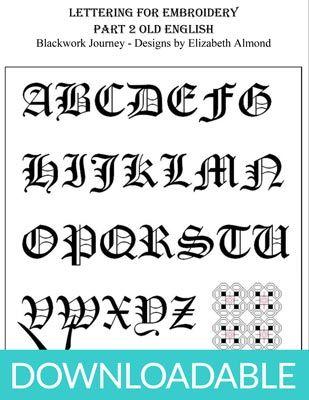 old english text font mac free