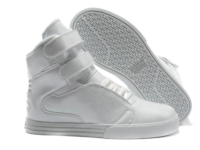 8117a5f904b3 Womens Supra TK Society White Leather