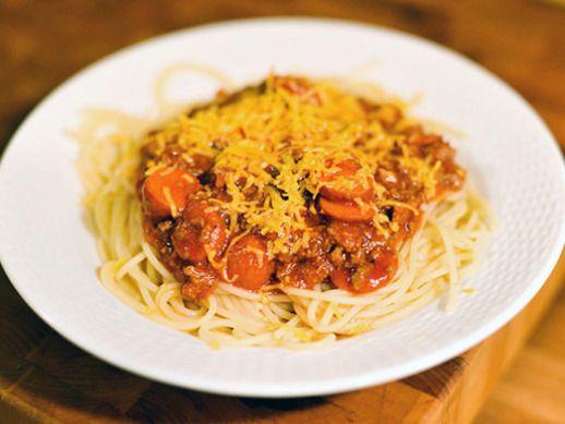 Filipino Spaghetti Sauce Recipe Filipino Spaghetti Spaghetti Sauce Recipes