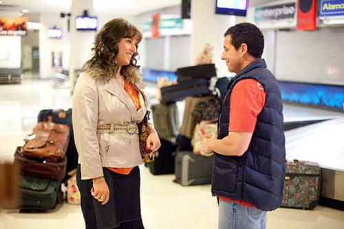 JACK AND JILL  Ok..I'm not the biggest Adam Sandler fan (for some reason a lot of women love his movies? Why?? Seriously..why?) but being made to watch Jack and Jill tonight.