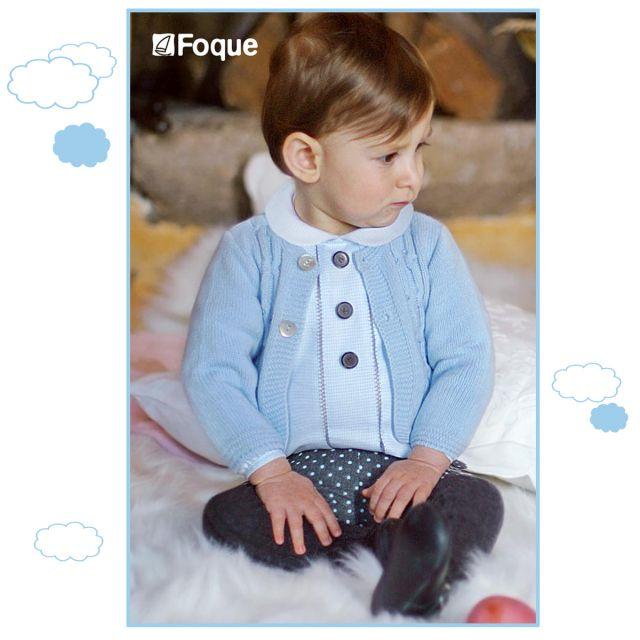 Foque moda infantil. Moda bebés. Otoño-invierno 2014-2015. c7918674002