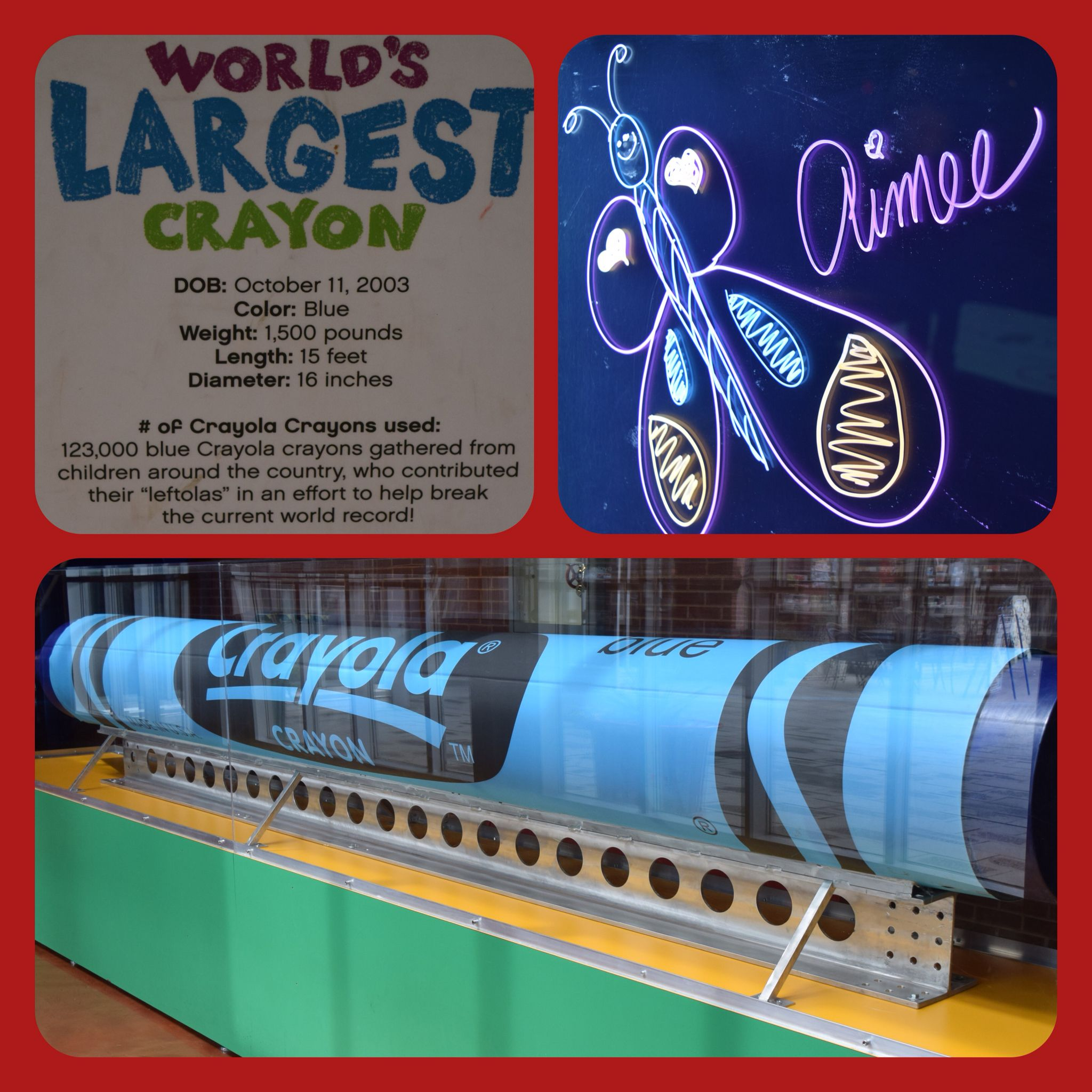 world s largest crayon coloring is fun pinterest crayons