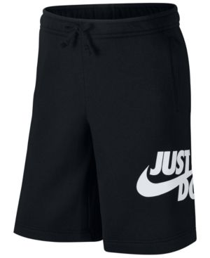 f6b1318d93791 Nike Men's Sportswear Just Do It Shorts - Black XL | Products in ...