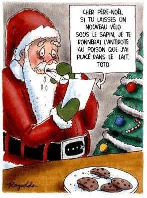 Humour Image Noel.Pere Noel Smile Citation Noel Drole Noel Humour Et