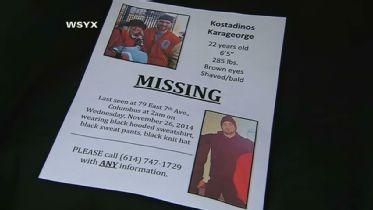 NCAAF Kosta Karageorge search continues - ESPN #KostaKarageorge #Ohio State Buckeyes #FindKosta