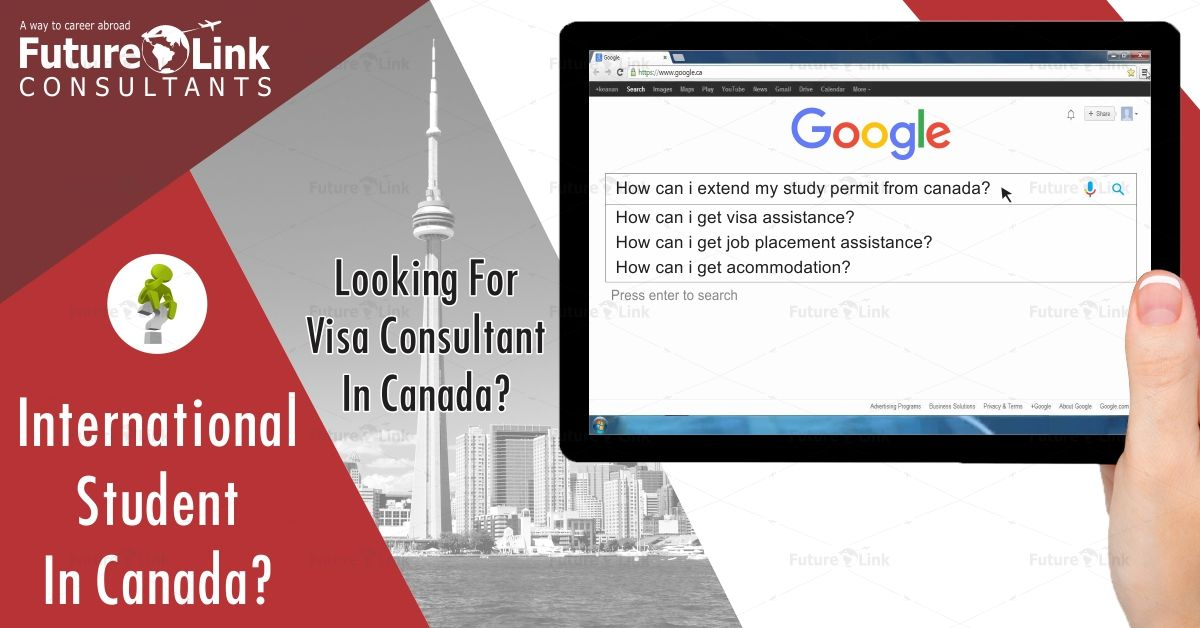 Get All The Necessary Help While You Are In Canada. Future Link Consultants Will Help You In Not Just Reaching Your Desired Destination, But Will Also Provide You With Necessary Help After Getting Your Visa Approved.  Our Services Include #Accommodation, #VisaAssistance, #VisaExtension And Also Making Your Family Reunion Possible!!!  Our Toronto Office Will Take Care Of The #PostLandingServices That You Require. Call: +1 647 774 4473 Email: canada@futurelinkconsultants.com Address: 55, Town…