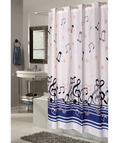 Piano Musical Note Shower Curtain Cool Stuff To And Collect