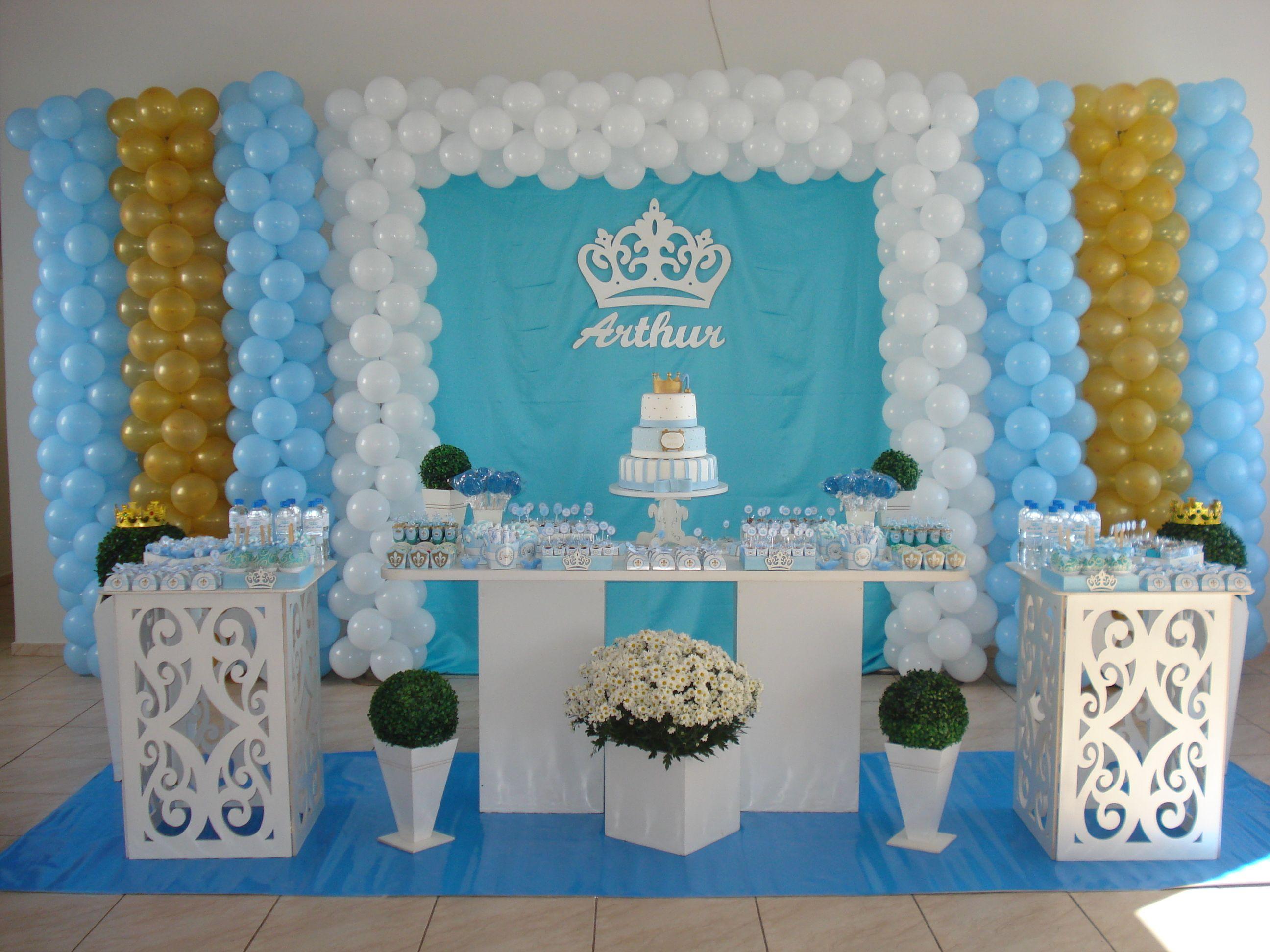 Decoracao fazendinha luxo bolo falso ccs decoracoes eventos car - Para Um Mini Rei Arthur