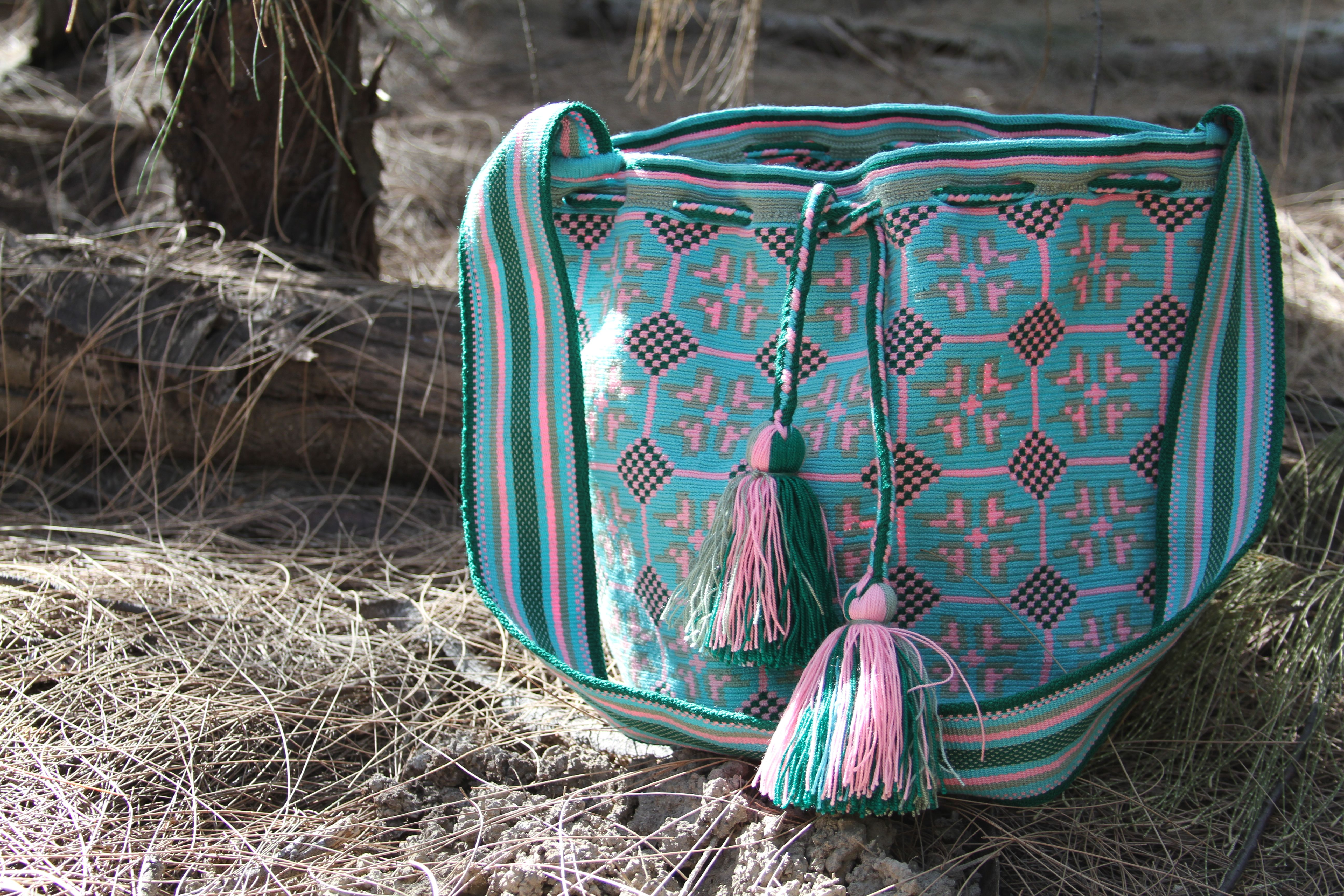 Nativo Style Mochila Bag get your @ www.nativostyle.com   One  of  kind hand made beautiful bags!