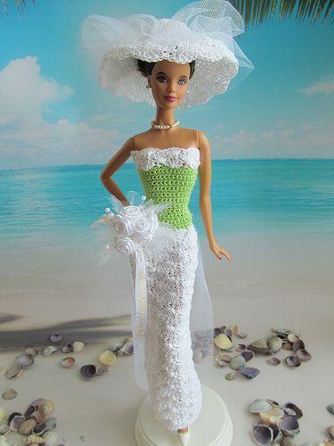 IMG_2337 | Barbie crochet | Pinterest | Barbiekleidung ...