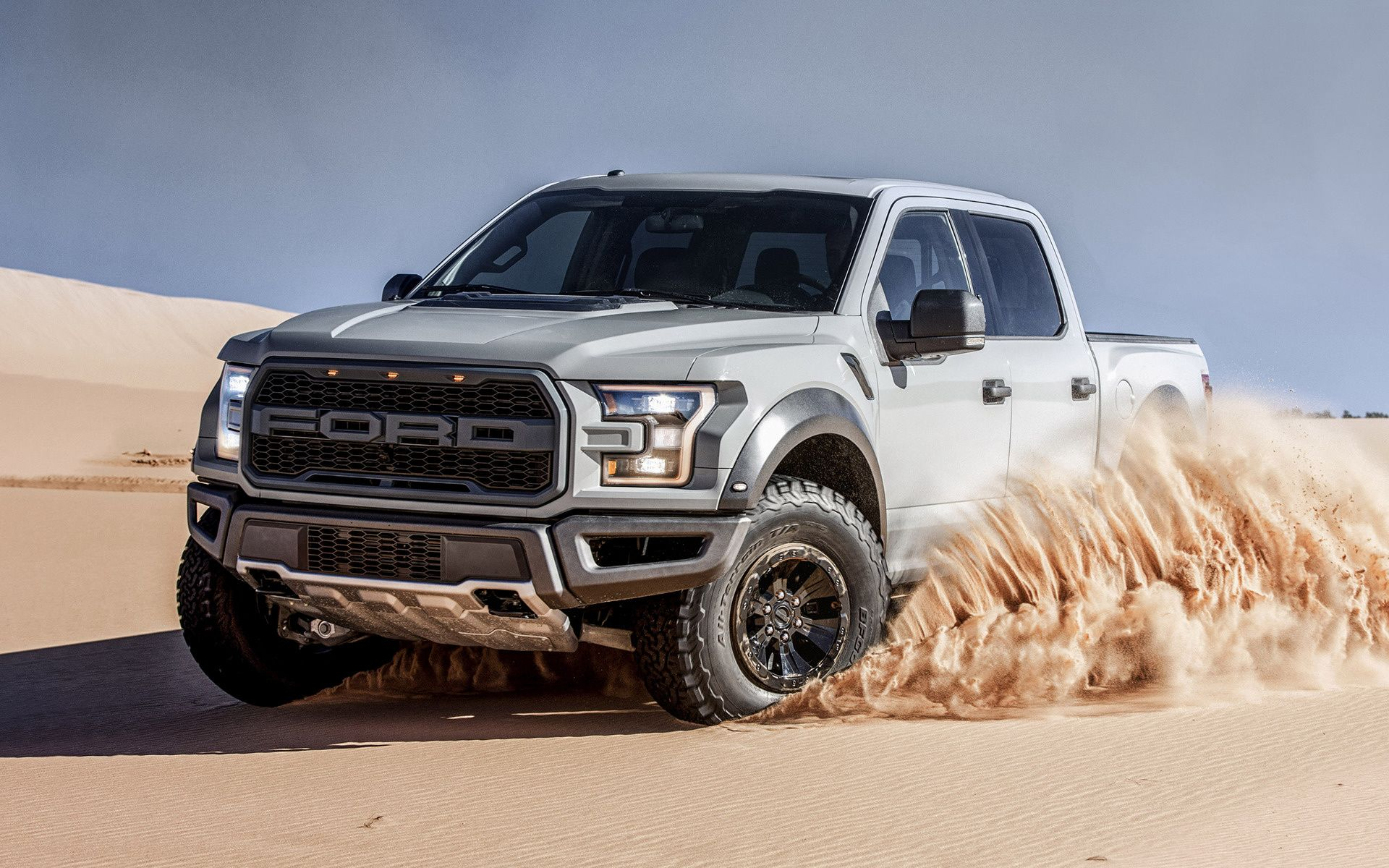 Ford F 150 Raptor Supercrew 2017 Wallpapers And Hd Images Ford