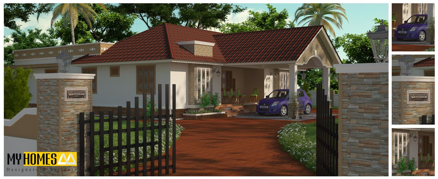 Please follow and like us kerala home plans and designs for House plans with estimated cost to build in kerala