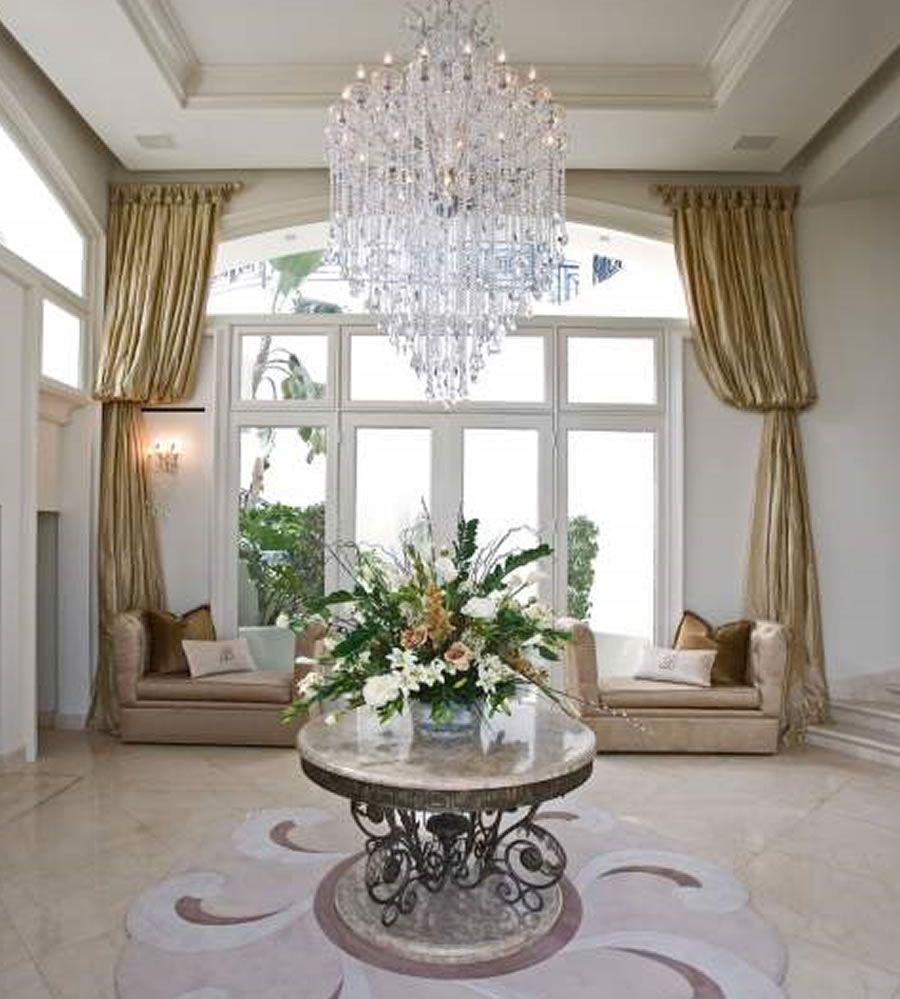 Lingting Luxury Dream Home Interior Design Ideas Envision Los ...