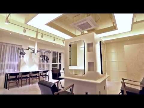 #미용실인테리어 #헤어샵인테리어 #salon #salondecor #salondesign #소형미용실인테리어 #작은미용실인테리어 #상가인테리어