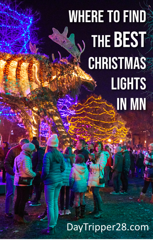 Christmas Light Displays Mn 2019 The Best Christmas Light Displays in Minnesota all in one place