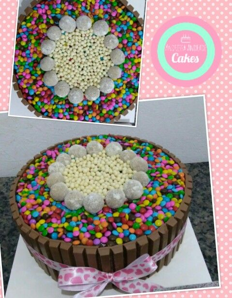 Kit Kat + Confeti + Choco Ball + Docinhos de nozes Massa branca com recheio de nozes