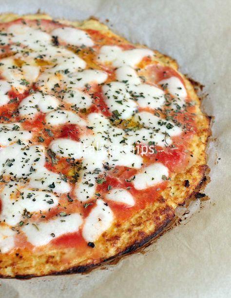 Photo of Favoloso impasto per pizza a bassissimo contenuto di carboid…