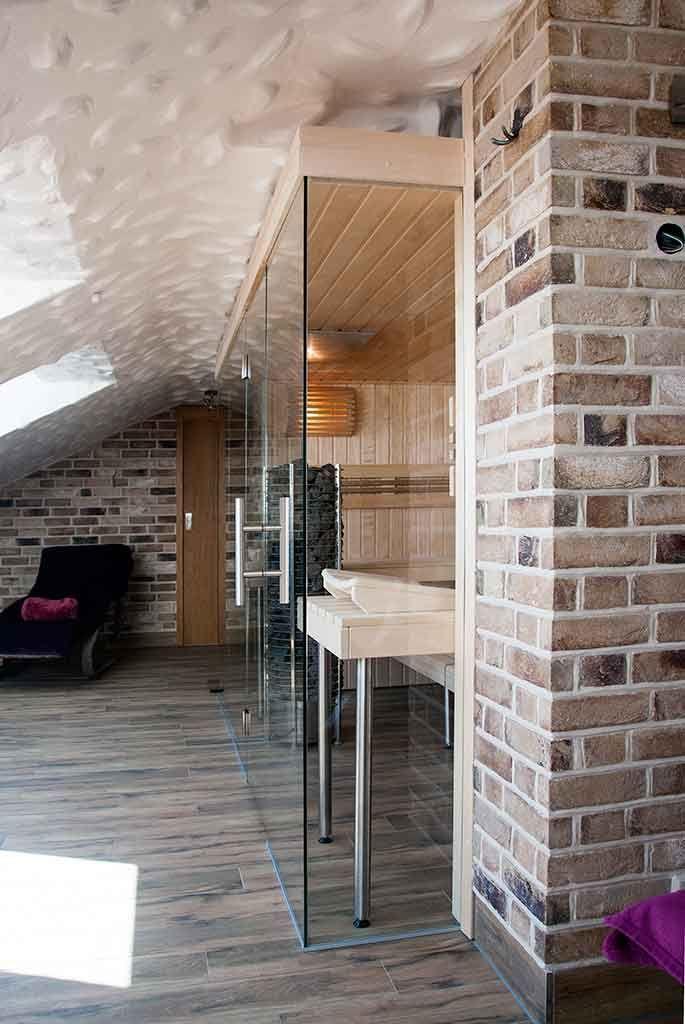 Glasfront-Sauna, luxuriös, design, transparent | Apart-Sauna - Ihre ...