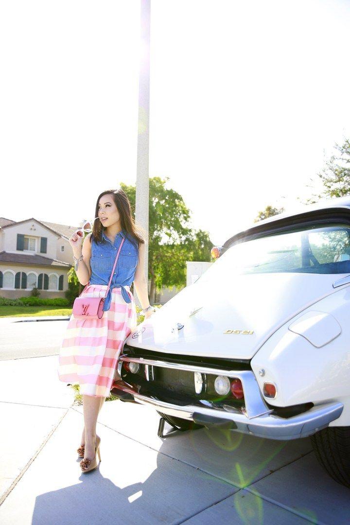 citroen ladies (met afbeeldingen) | Auto meisjes, Meisjes