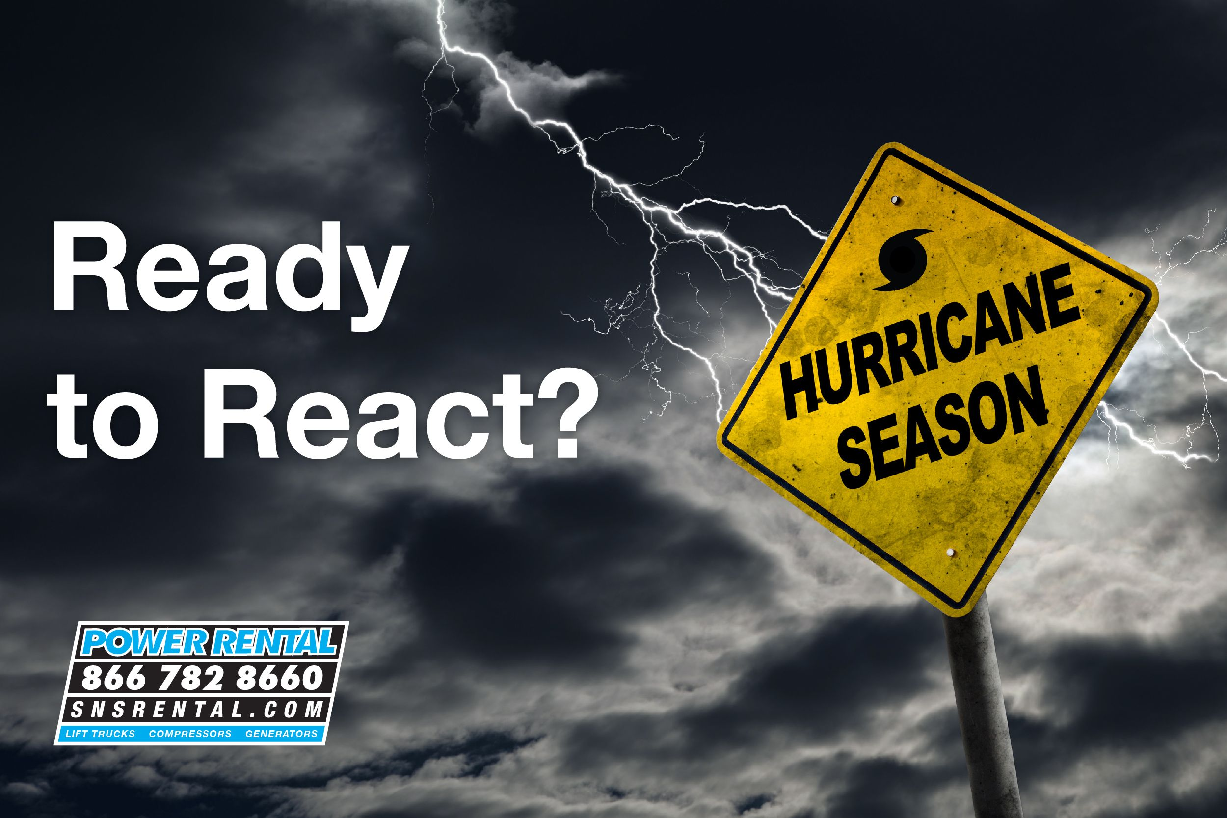 Ready to react in emergency weather events? Stewart