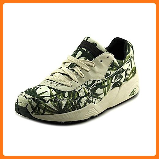Puma House of Hackney Palm Basket Running Shoes Green Mens