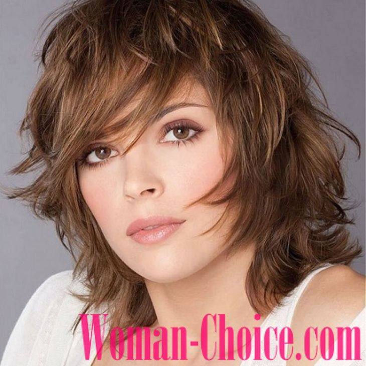 Trendy Haircuts For Hair Of Medium Length 2018 2019 100 Photos