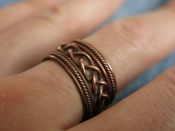 One ring to rule them all. Or at least help with stiff fingers ...