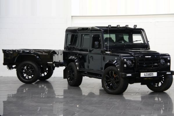 Land Rover Defender 110 Station Wagon Twisted P10 2 4 TDCI