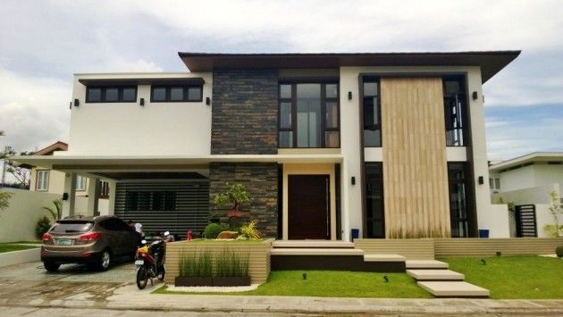 15 Remarkable Modern Asian Exterior Design That Will Take Your Breath Away Exterior Design Modern House Design Small House Exteriors