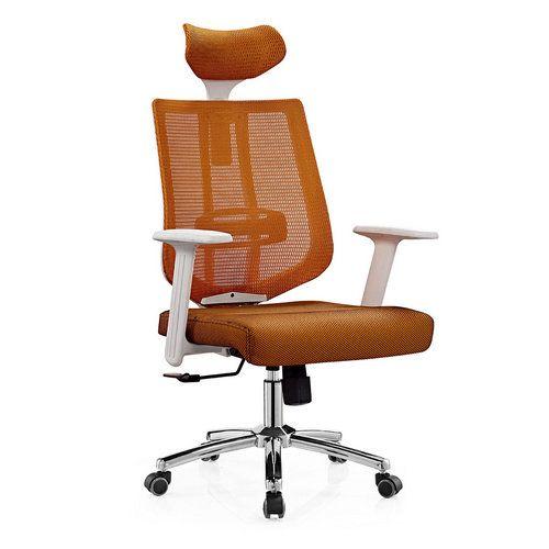 Foshan High Quality Fashion High Back Ergonomic Chair Chrome Metal Mesh Office Chair Price High Back Office Chairs Ergonomic Cha Ergonomic Chair Mesh Office Chair High Back Office Chair