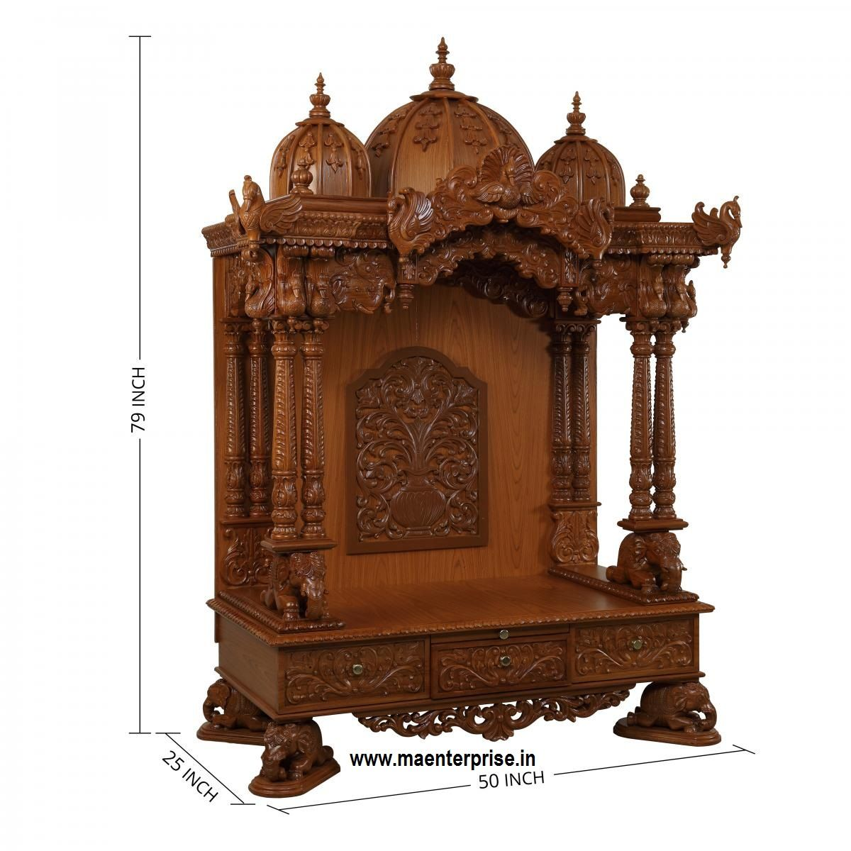 Wooden Home Temple Mandir Home Pooja Mandir Teak Wood Temple For Home Wooden Home Temple