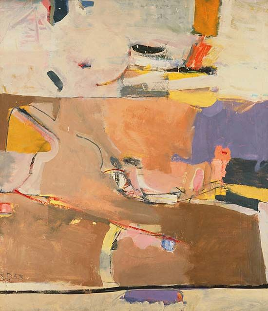 richard diebenkorn - berkeley no. 1